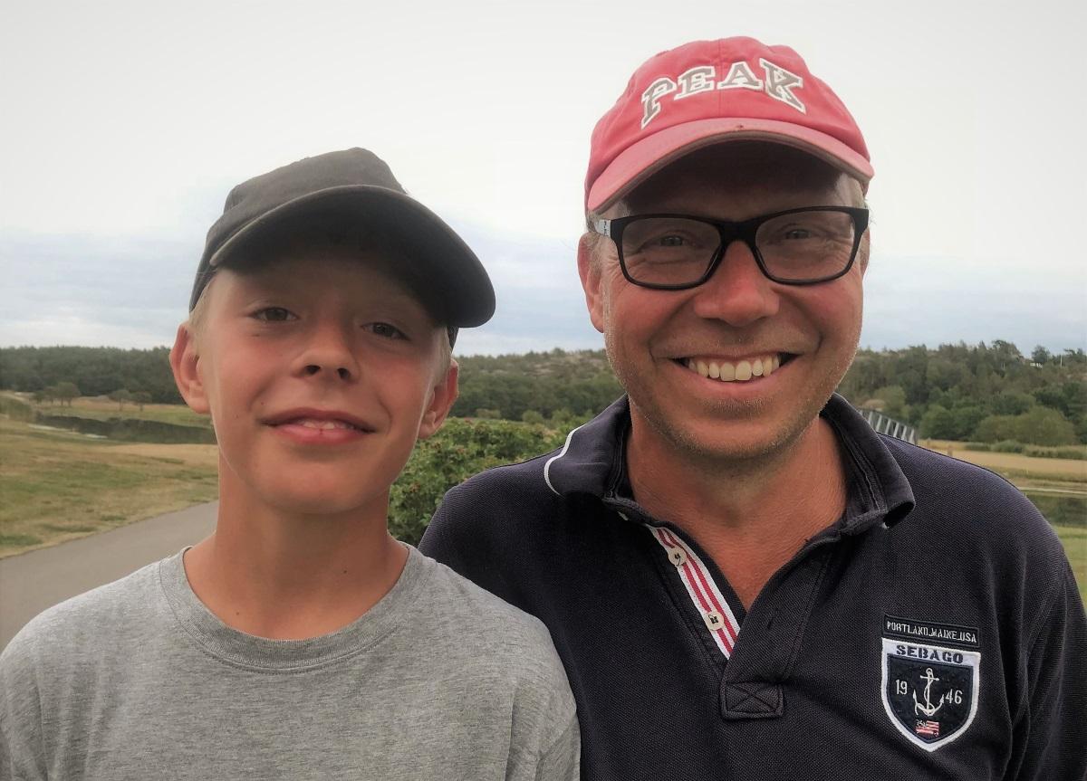 stort grattis till er båda Grönt Kort 2018 | Fjällbacka Golfklubb stort grattis till er båda